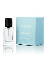 60 мл Мини-парфюм  JEANMISHEL LOVE LIGHT BLUE (ж) кубик 26