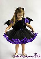 Летучая мышь, детский карнавальный костюм (код 43/91)