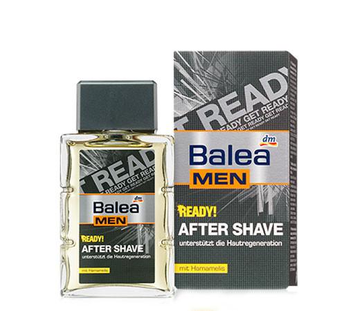 Balea ready! After Shave лосьон после бритья 100 мл
