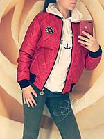 "Куртка женская осенняя """"Fashion sport"" , фото 1"