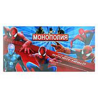 "Монополия ""Человек-паук"""