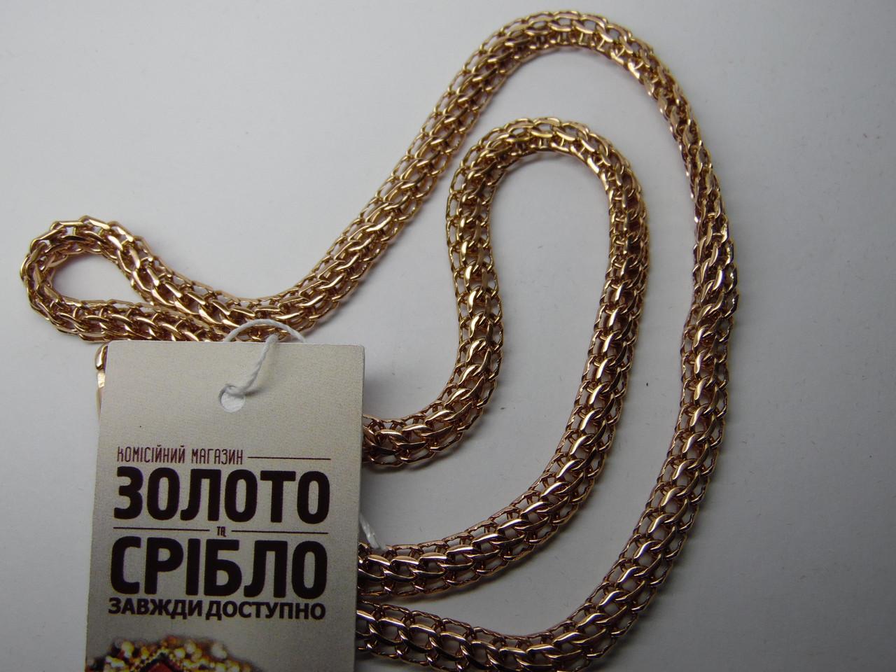 c9223e0df72f Цепь золотая, вес 29,84 грамм, 52 см., цена 28 348 грн., купить в ...