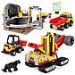 Конструктор Lepin 02102 (Lego City 60188 Mining Experts S) Шахта (989 дет.), фото 5