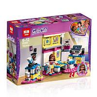 Конструктор Lepin 01054 (Lego Friends 41329 Olivia´s Deluxe Bedroom) Комната Оливии (182 дет.)