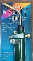 Пальник RTM 030 для пайки (МАПП газ) З п'єзопідпалом