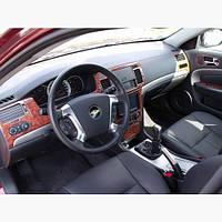 Накладки в салон (kit-2) - Chevrolet Epica 2006+ гг.