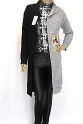 Кардиган с капюшоном женский