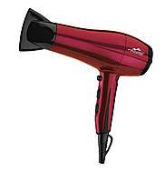 Фен красный Monte MT-5205-R