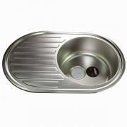 Кухонная мойка     HAIBA- HB770*500, фото 1