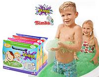 Желе для детской ванны Simba - веселая и увлекательная игра для детей.