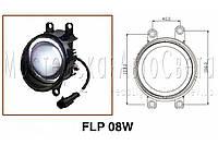 Светодиодные противотуманные фары ALED FLP 08W , фото 1