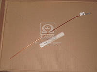 Трубка тормозная ГАЗ 3302,2705 (медь) (задняя разводка, левая) L=735, М10х1,25 (пр-во Дорожная карта)