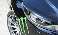 Накладки на фары (реснички) Ford Focus 3 седан, Форд Фокус III