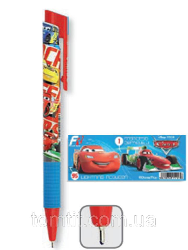 Ручка шариковая автоматическая «Тачки-гонки»