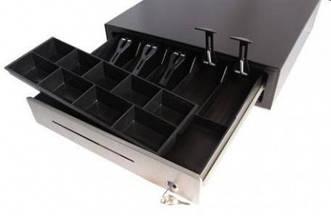 Денежный ящик HPC - 16 S со съемной монетницей