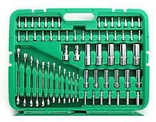 Набор инструментов Tagred 216 елемента, фото 3