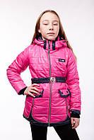 Куртка осенняя на девочку, рост 116 - 146 см, фото 1