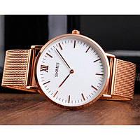 Гарантия! Skmei (Скмей)1182 Cruize Gold II   Оригинальные классические  женские часы 7a6f89e1ff7