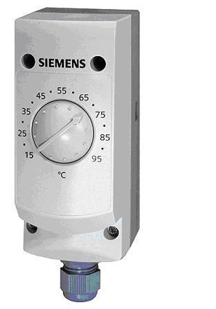 Ограничительный термостат Siemens RAK-TR.1210B-H