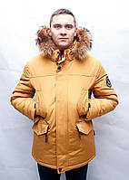 Мужская куртка зимняя аляска