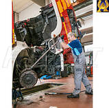 "Динамометричний ключ 300-800 Nm 3/4"", Hazet 6145-1CT, фото 3"