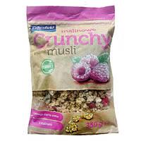 Мюсли Crownfield Crunchy Малина 350 g 17.04.21