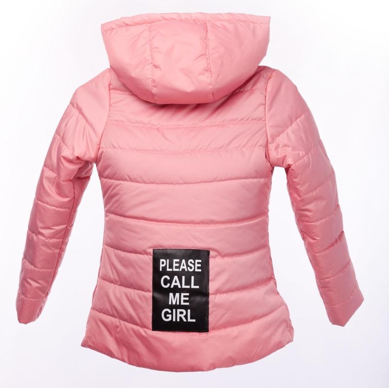 Куртка на девочку осенняя, рост 116, 122, 128 см
