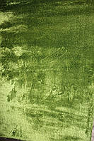 Мягкий ковер 3-D mono зеленый