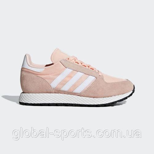 Женские кроссовки Adidas Forest Grove W(Артикул:B37990)