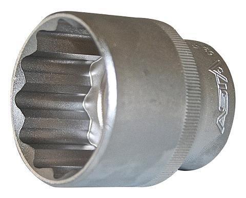 Головка 12-гр. торцева 1/2 -21мм коротка ASTA 524221