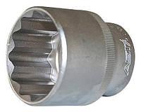 Головка 12-гр. торцева 1/2 -27мм коротка ASTA 524227