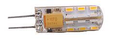 Светодиодная лампа цоколь G4 12V