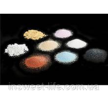 Їстівна слюда AZO FREE 25 г/упаковка срібло