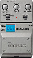 Гітарна педаль DELAY/ECHO Ibanez DE7