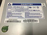 Блок питания для пк 400W Chieftec GPS-400AA-101A  , фото 1