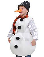 Костюм Снеговика с морковкой