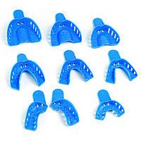 Ложки стоматологические Оттискная ложка. Ложка прикусная 12шт, фото 1