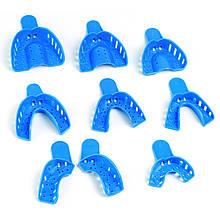 Ложки стоматологічні відтискні. Ложка прикусна 12шт