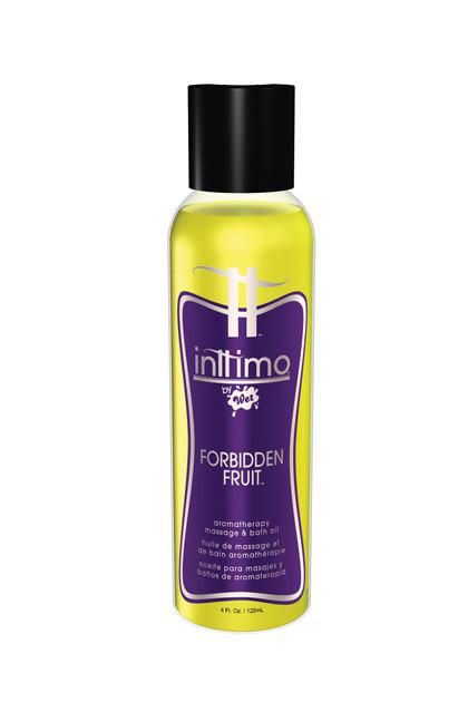 Массажное масло Inttimo Aromatherapy Massage Oil Forbidden Fruit 120 ml