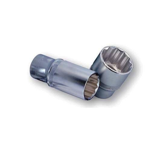 Головка 12-гр. торцева 3/8 -18мм коротка ASTA 523218