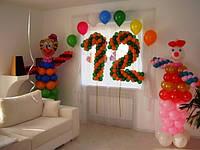 День рождение и воздушные шары, фото 1