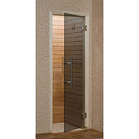 Стеклянные двери для хамама 80х200 ANDRES PREMIUM