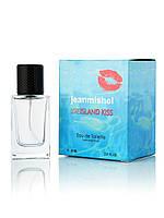 60 мл Мини-парфюм  JEANMISHEL LOVE ISLAND KISS (ж) кубик 33