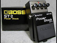 Гітарна педаль дісторшн/овердрайв Power stack ST-2 BOSS