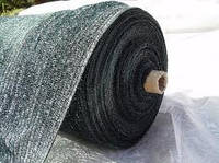 Сетка затеняющая теневка (80%) 10х50 зеленая