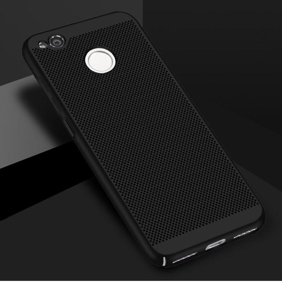 "Накладка Xiaomi Redmi 4x ""Rock"" Черная"