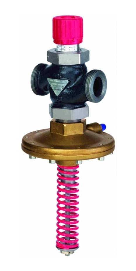 Регулятор перепада давления Siemens VSG519K15-5