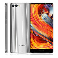 "Смартфон Homtom S9 Plus Silver, 4/64Gb, 16+5/13Мп, 8 ядер, 2sim, экран 6"" IPS, 4050mAh, GPS, 4G, Android 7.0"