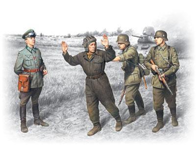 ОПЕРАЦИЯ «БАРБАРОССА»; 22 ИЮНЯ 1941 Г. 1/35 ICM 35391