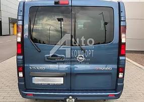 Заднее стекло (правая дверь) без электрообогрева Renault Trafic (14-), Opel Vivaro, Nissan NV300